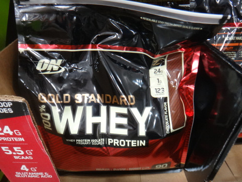 Optimum Nutrition 100% Whey Protein (CHOC) 2.88KG | Fairdinks