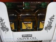 Kirkland Signature Olive Oil 2 x 3L