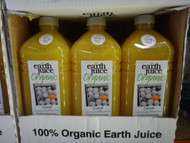 Earth Juice Organic Orange Juice 2L | Fairdinks