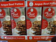 Petite Cuisine Angus Beef Burgers 1.5KG | Fairdinks