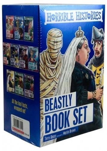 Horrible Histories Beastly | Fairdinks