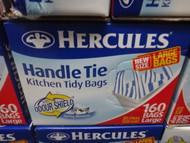 Hercules Kitchen Bag 160CT / fit 35L Bin   Fairdinks