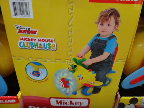 Disney Plane Ride On Assortment Mickey & Minnie | Fairdinks