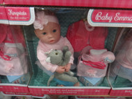 Baby Emma 45cm Doll With Accessories   Fairdinks