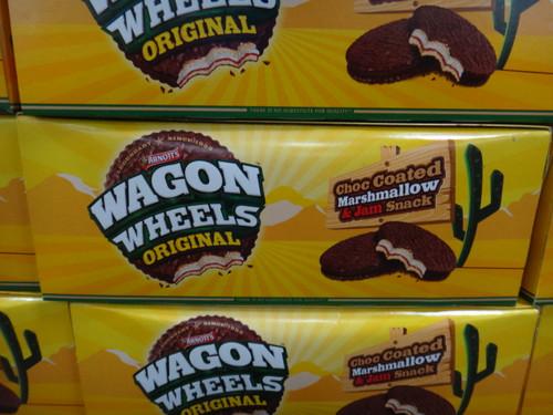 Arnotts's Wagon Wheel 16 x 48G | Fairdinks