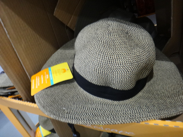 7b7e281bdd803 Solar Escapes Women s UV Protection Hat One Size - Fairdinks