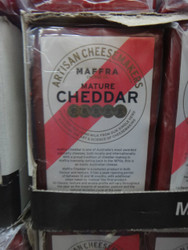 Maffra Mature Cheddar 500G | Fairdinks