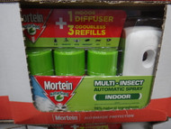 Mortein Naturgard Automatic Insect Control Prime + 3 Refills | Fairdinks