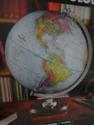Reploge World Globe 30.5 Blue / Antique | Fairdinks