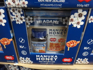 Mount Adams New Zealand Manuka Honey MGO 250 + 500G | Fairdinks