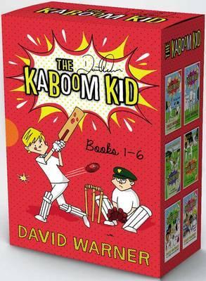 The Kaboom Kid Box Set Books 1 - 6 | Fairdinks