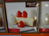 The Cheesecake Factory Original Cheesecake 1.81KG | Fairdinks