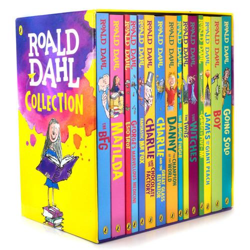 Roald Dahl Collection - 15 Books   Fairdinks