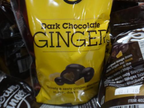 Buderim Ginger Dark Chocolate Ginger 650G | Fairdinks