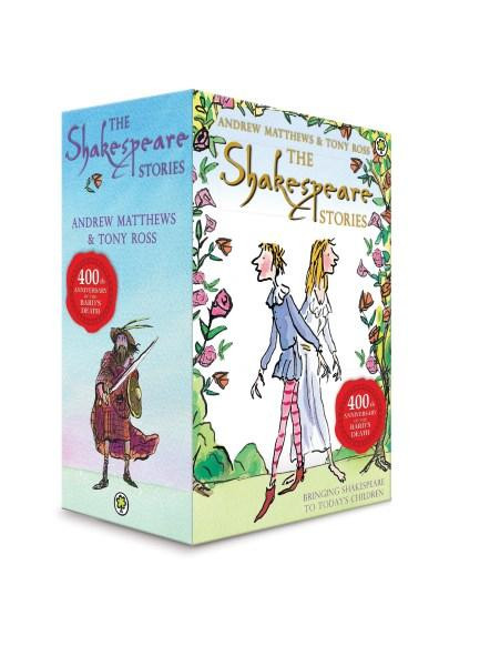 The Shakespeare Stories | Fairdinks