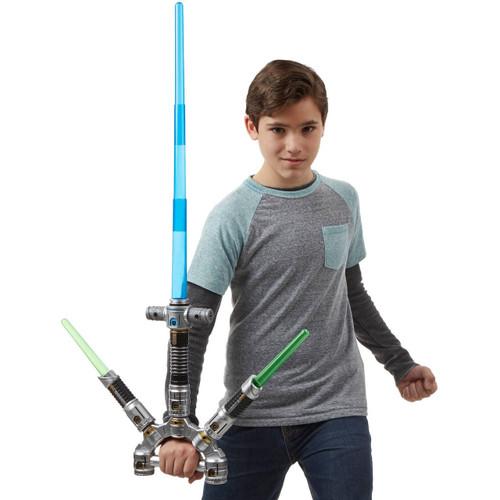 Star Wars Episode 7 Bladebuilders Jedi Master LightSaber | Fairdinks