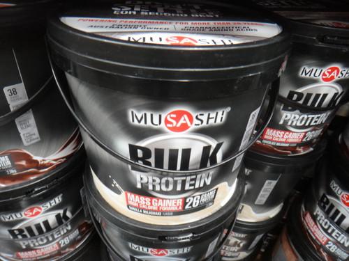Musashi Bulk Protein Powder 2.28KG   Fairdinks