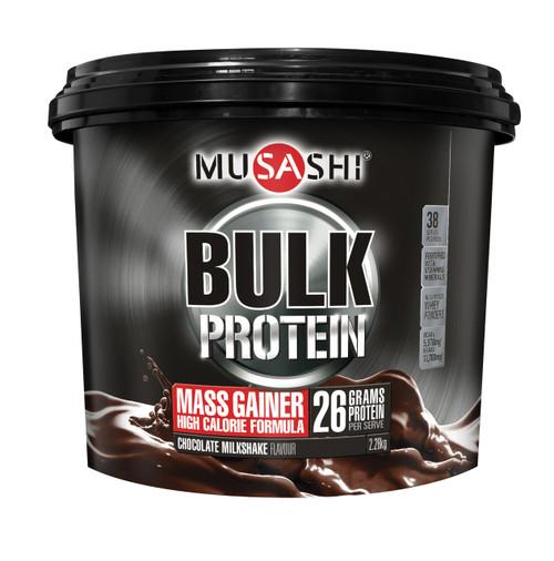 Musashi Bulk Protein Powder 2.28KG | Fairdinks