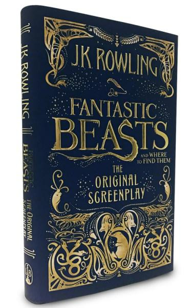 Fantastic Beasts and Where to Find Them The Original Screenplay | Fairdinks