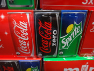 Coca Cola Mini Cans Variety Pack 24 x 250ml