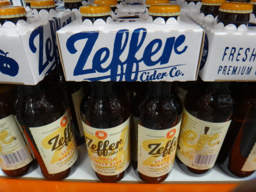 Zeffer Ginger Beer 4x330ML | Fairdinks