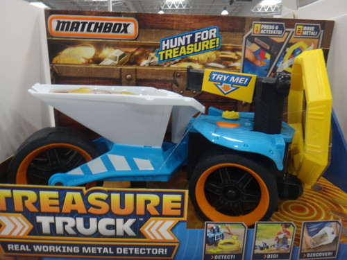 Matchbox Treasure Truck | Fairdinks