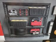 Whalen Industrial Rack With 195.5cm x 61cm x 83cm | Fairdinks