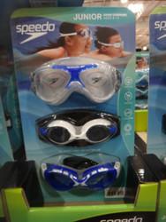 Speedo Junior Goggles 3 PACK