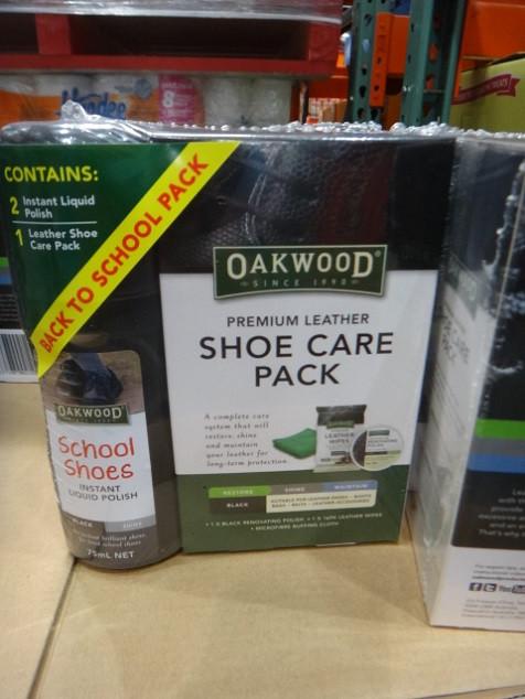Oakwood Shoe Polish Pack | Fairdinks