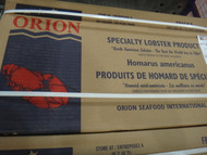 Frozen Lobster Tail 12-14oz Cold Water - 4.53KG Product of Canada | Fairdinks