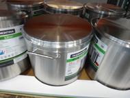 Tramontina Pro line Stock Pot With Lid 22.7 Litre    Fairdinks