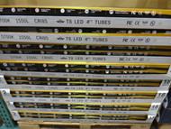 MV-LED T8 LED 4FT Tube 2PK 18W / 1550 Lumens / 5700K | Fairdinks