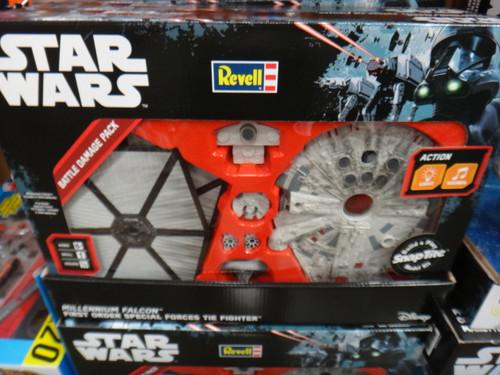Revell Star Wars Model Kit 2 Pack | Fairdinks