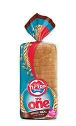 Tip Top The One Wholemeal 2 x 700G