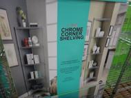 Placetech NSF Corner Shelf 5 Tier 61CM x 182CM  | Fairdinks