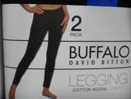 Buffalo Women's 2 Pack Leggings US Sizes : S-XL | Fairdinks