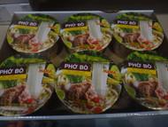Mama Pho Bo (Beef) Bowl Noodles 6 x 65G | Fairdinks