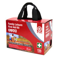 St John Ambulance Family Leisure First Aid Kit | Fairdinks