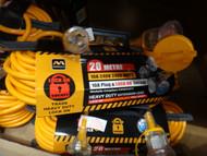 Masterplug Extension Cord Trade 10A 20M Yellow | Fairdinks