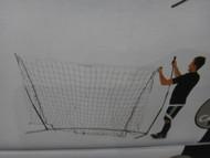 Kickster Soccer Goal 8FT x 5FT   Fairdinks