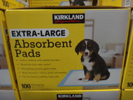 Kirkland Signature Absorbent Pads 100CT | Fairdinks