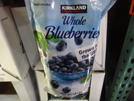 Kirkland Signature Whole Blueberries 1.81KG | Fairdinks