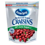 Ocean Spray Craisins Reduced Sugar 1.2KG | Fairdinks