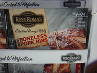 Tony Roma's Honey BBQ Boneless Pork Ribs 1KG  | Fairdinks