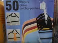 Non-Slip Hangers 50 Pack | Fairdinks