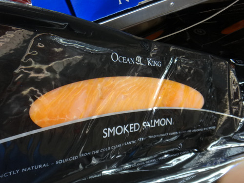 Ocean King Smoked Salmon 1KG | Fairdinks