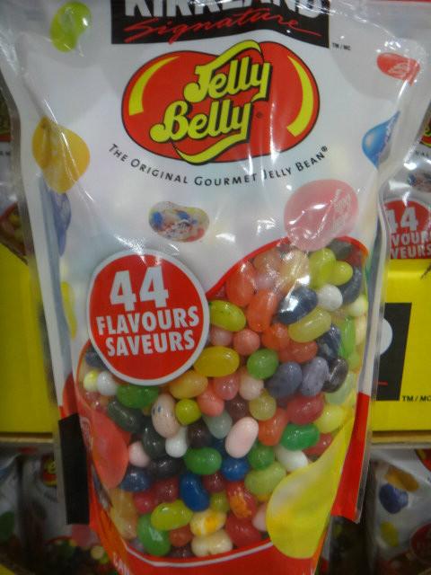 Kirkland Signature Jelly Belly 44 Flavours 1.1KG | Fairdinks