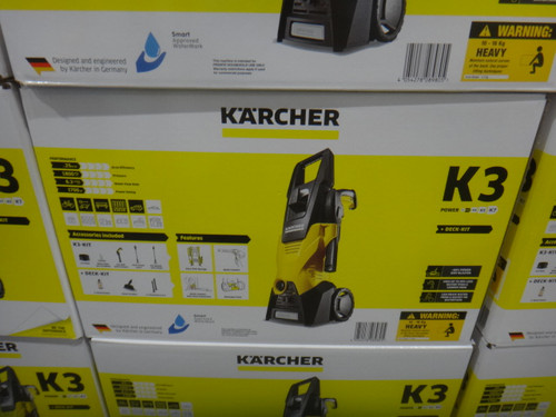 Karcher Pressure Washer 1800PSI / 1.7KW / 6.3L / MIN | Fairdinks