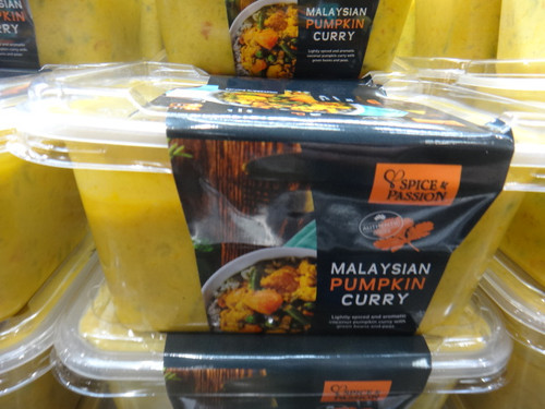 Spice and Passion Malaysian Pumpkin Curry 1 KG | Fairdinks