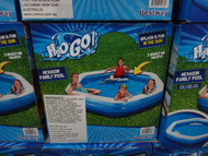 H2O Go Hexagon Family Pool 2.67 x 2.46 x 0.51M | Fairdinks